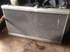 Радиатор охлаждения двигателя. Subaru Legacy, BE5 Subaru Legacy B4, BE5