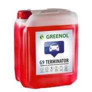 Автошампунь GREENOL, G-9 TERMINATOR (Активная пена) (23кг) гринол