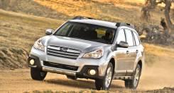 Subaru Outback. BM