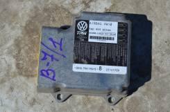 Блок управления airbag. Volkswagen Passat, 362 Двигатель CDAB