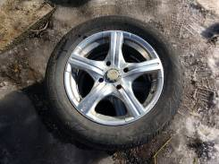 Chevrolet. 5.5x15, 4x114.30, ET-44, ЦО 56,6мм.