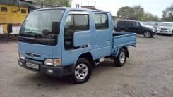 Nissan Atlas. Грузовик, 2 700 куб. см., 1 500 кг.