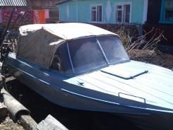 Казанка-5М3. Год: 1987 год, длина 4,50м., двигатель подвесной, бензин