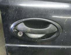 Ручка двери внешняя. Saab 900