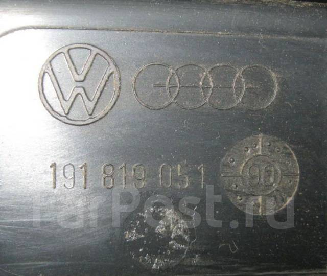 Корпус моторчика печки. Volkswagen Golf