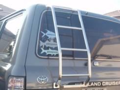 Лестница. Toyota Land Cruiser, FZJ80J, FJ80G, HDJ81V, HDJ81, HZJ81, FJ80, HZJ81V, FZJ80, FZJ80G, 80 Двигатели: 1HDFT, 3FE, 1HDT, 1HZ, 1FZFE