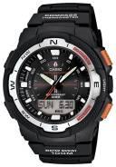 Часы CASIO SGW-500H-1B спортивные