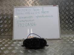 Блок управления климат-контролем. Mitsubishi Pajero Sport Двигатели: 2, 5, COMMON, RAIL