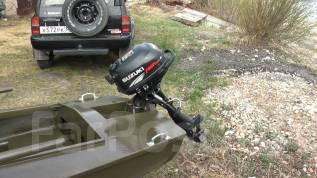 Suzuki. 2,50л.с., 4-тактный, бензиновый, нога S (381 мм), Год: 2012 год. Под заказ