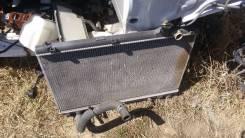 Радиатор охлаждения двигателя. Toyota Harrier, MCU10