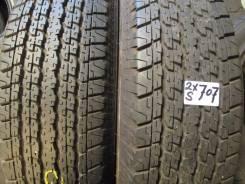 Bridgestone Dueler H/T D840. Летние, 2013 год, износ: 20%, 2 шт