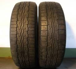 Bridgestone Dueler H/T D687. Летние, 2013 год, износ: 20%, 2 шт