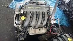Двигатель в сборе. Renault Megane Двигатели: F4R, F4R770, F4R771, 770, 771