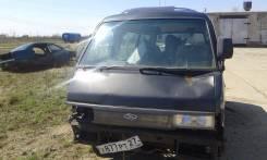 Фара. Mazda Bongo, 35 Двигатель RF
