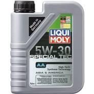 Liqui moly Special Tec AA. Вязкость 5W-30, синтетическое