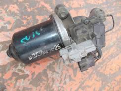 Мотор стеклоочистителя. Toyota Vista, VZV31, VZV30, VZV33, SV35, VZV32, SV32, SV33 Toyota Camry, VZV33, VZV32, SV32, VZV31, VZV30, SV33, SV35 Двигател...
