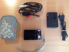 Sony Cyber-shot DSC-W350. 10 - 14.9 Мп, зум: 4х