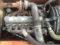 Двигатель в сборе. Hitachi Isuzu ZX