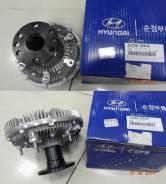 Муфта вентилятора D6HA / HD270 / HD370 / HD500 / 25239-84425 / 2523984425 ( 6*70 ) 40*100 L=75 D=200