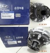 Муфта вентилятора D6AC / D6CA44 / C6AC / HD270 / HD370 / 2523984410 / GWHY-31F ( 6*40 )