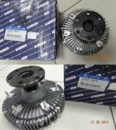 Муфта вентилятора D6AC / D8AB / D8AX / HYUNDAI / KIA / 2523970010 / 2523970000 / GWHY-17F ( 6*40 )
