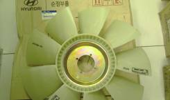 Вентилятор радиатора 580 mm 9 лопастей COSMOS / HD120 / GOLD / 0K87T15141 / ( 4 / 95 )