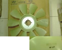 Вентилятор радиатора 550 mm 10 лопастей COSMOS LX / L6 / AA810-15140 / AA81015140 / MOBIS ( 4 / 95 )