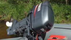 Yamaha. 30,00л.с., 2-тактный, бензиновый, нога S (381 мм), Год: 2014 год. Под заказ