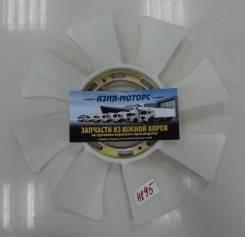Вентилятор радиатора 440 mm 8 лопастей COUNTY / BONGO / 2526142910 / 2526142920