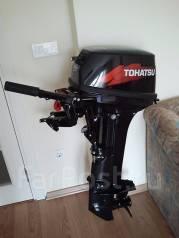 Tohatsu. 9,90л.с., 2х тактный, бензин, нога S (381 мм), Год: 2014 год. Под заказ