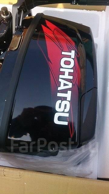 Tohatsu. 9,90л.с., 2-тактный, бензиновый, нога S (381 мм), Год: 2014 год. Под заказ