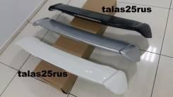 Сполер Modulo Honda Stream 06г. + ( Дополнительный стоп ) Белый