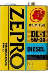 Idemitsu. Вязкость 5W-30, полусинтетическое