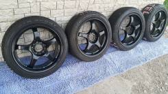 A-Tech Final Speed. 7.0x17, 5x114.30, ET43, ЦО 70,0 мм.