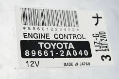 Блок управления двс. Toyota Cresta, JZX100 Toyota Mark II, JZX100 Toyota Chaser, JZX100 Двигатель 1JZGE