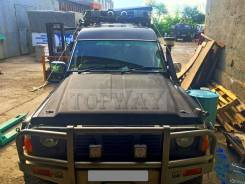 Капот. Nissan Safari, WYY60, WRY60, WGY60, WRGY60, VRY60, VRGY60, FGY60 Nissan Patrol Двигатели: TD42T, TB42S, RD28T, TB42E, TD42. Под заказ