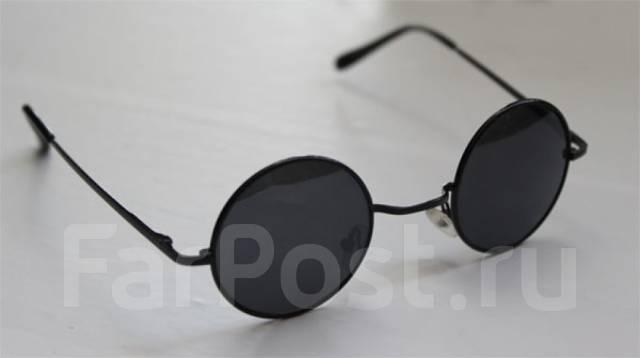 e21a383844f8 Круглые солнцезащитные очки - Аксессуары и бижутерия во Владивостоке
