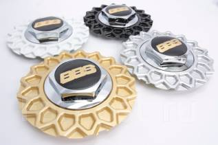 Центральные колпачки для дисков BBS RS R16 и R17