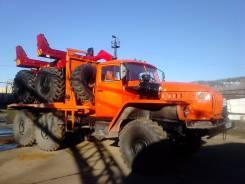 Урал 55571. Трубовоз -70 с роспуском. Новый. Цена, 9 500 куб. см., 750 кг.