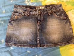 Юбки джинсовые. 40-48
