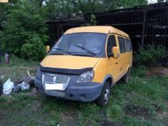 ГАЗ Газель Микроавтобус. Газель микроавтобус., 2 700 куб. см., 3 места