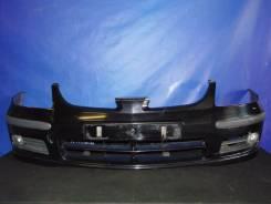 Бампер передний для Nissan Almera Tino V10 рестайлинг