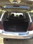 Обшивка багажника. Subaru Forester, SG5, SG Двигатель EJ205