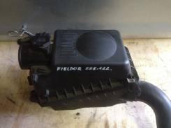 Корпус воздушного фильтра. Toyota Corolla Fielder, ZZE122 Двигатель 1ZZFE