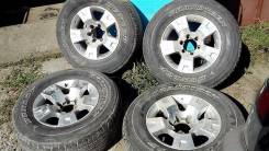 Dunlop Grandtrek AT22. Всесезонные, износ: 30%, 4 шт