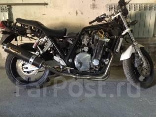 Honda CB 1000. 1 000 куб. см., исправен, птс, без пробега