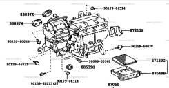 Печка. Toyota Wish, ANE11, ZNE10, ANE10, ZNE14 Двигатели: 1ZZFE, 1AZFE, 1AZFSE