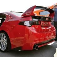 Спойлер. Honda Accord, CU1, CU2 Acura TSX