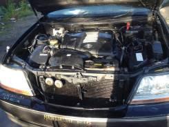 Двигатель. Toyota Crown Majesta Двигатель 1UZFE