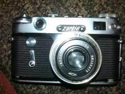 """Фотоаппарат """"Зоркий-6"""" в футляре. Оригинал"""